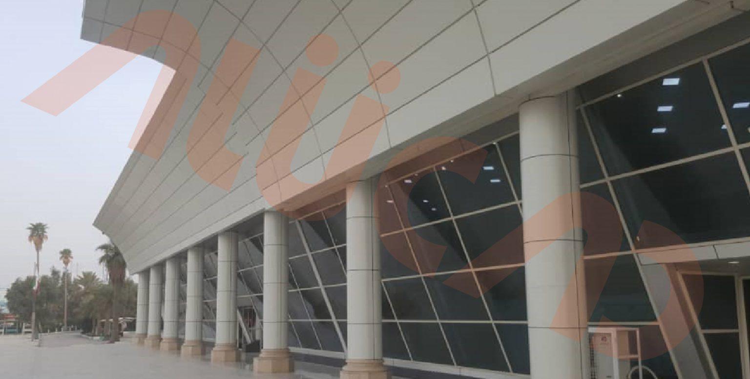 دیوار های شیشه ای
